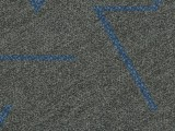 Forbo Flotex Triad, 131012 blue line