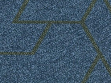 Forbo Flotex Triad, 131002 blue