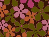 Forbo Flotex Floral, 620002 Blossom Candy