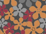 Forbo Flotex Floral, 620004 Blossom Lava