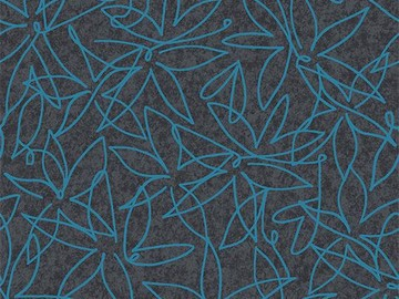 Forbo Flotex Floral, 500014 Field Cloud