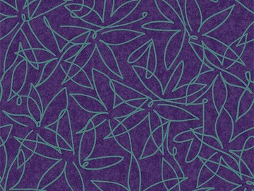 Forbo Flotex Floral, 500017 Field Grape