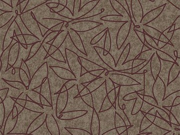 Forbo Flotex Floral, 500019 Field Truffle