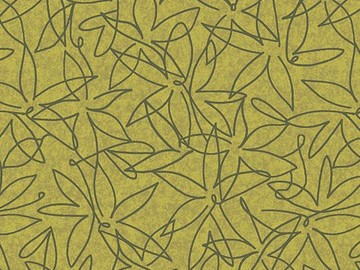 Forbo Flotex Floral, 500024 Field Lime