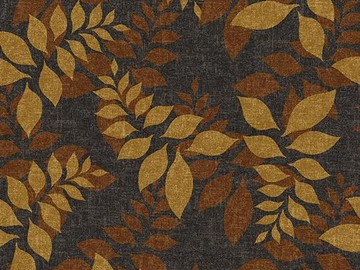 Forbo Flotex Floral, 640011 Autumn Walnut