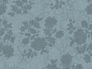 Forbo Flotex Floral, 650001 Silhouette Glacier