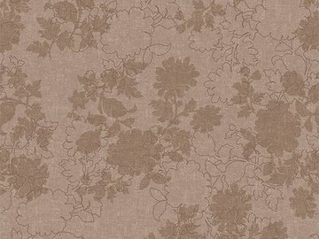 Forbo Flotex Floral, 650002 Silhouette Clay