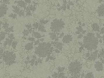 Forbo Flotex Floral, 650003 Silhouette Mint