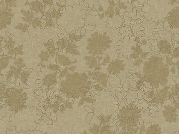 Forbo Flotex Floral, 650004 Silhouette Linen