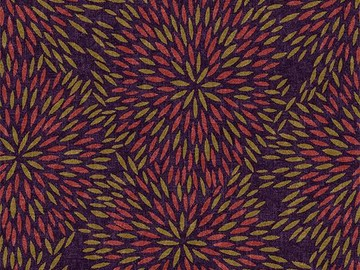 Forbo Flotex Floral, 660013 Firework Crush