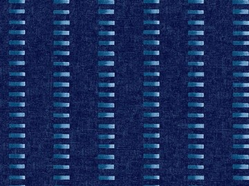 Forbo Flotex Lines, 510009 Pulse Denim