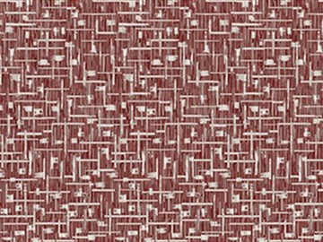 Forbo Flotex Lines, 680012 Etch Crimson