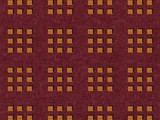 Forbo Flotex Pattern, 600012 Cube Chocolate