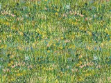 Forbo Flotex Pattern, 941 Van Gogh Patch of Grass