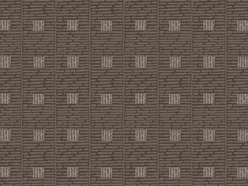 Forbo Flotex Pattern, 570016 Grid Mud