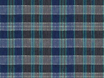 Forbo Flotex Pattern, 590009 Plaid Steel