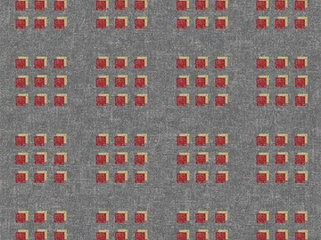 Forbo Flotex Pattern, 600011 Cube Night