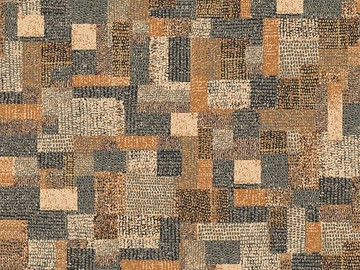 Forbo Flotex Pattern, 610005 Collage Brandy