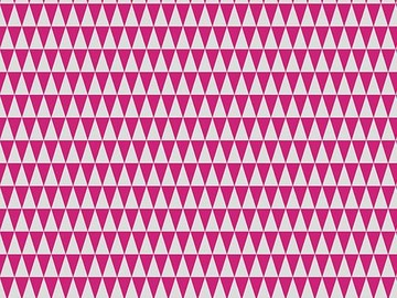 Forbo Flotex Pattern, 880007 Pyramid Cerise