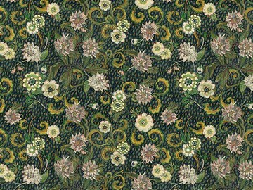 Forbo Flotex Pattern, 942 Van Gogh Lullaby