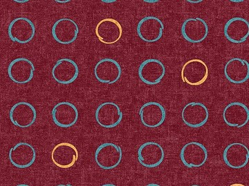Forbo Flotex Shape, 530004 Spin Cranberry