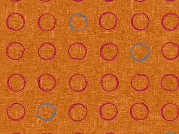 Forbo Flotex Shape, 530007 Spin Orange
